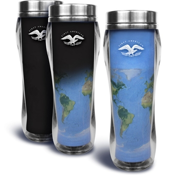 Стакан закрытый Eclipse Promotional Tumbler with Global Theme