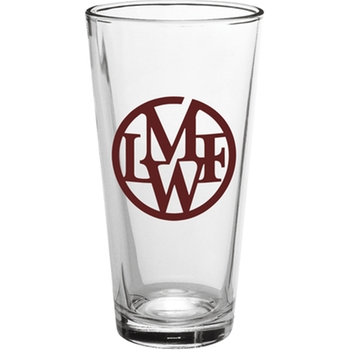 Бокал Custom Printed Pint Glass