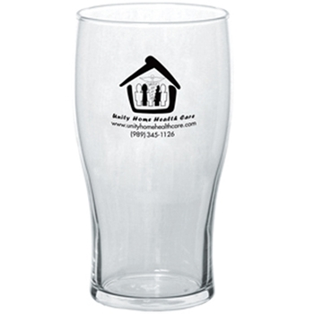 Бокал Pub Printed Pint Glass