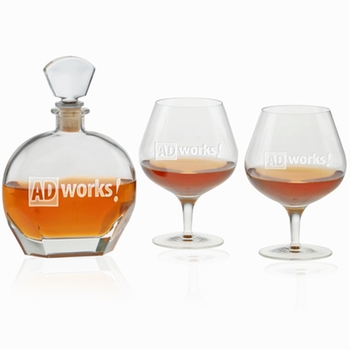 Набор Metropolitan Decanter and Brandy